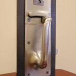 End Door Lock For Sliding Doors