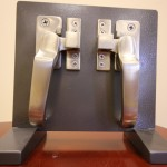 LH and RH Window Latches