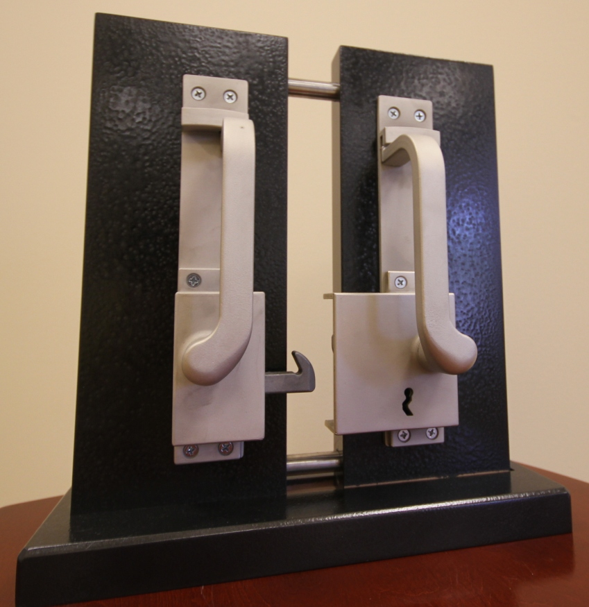 End Amp Side Door Locking Devices